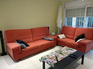 Conjuntos 2 sofas comedor 3-4 y 2-3 plazas por 300 € en Palleja ...