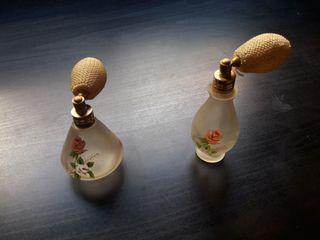 Perfumadores años 80.