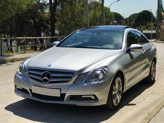 Mercedes-benz Clase E 250 CDI Coupe