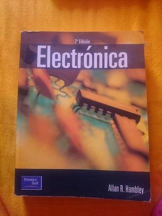 Electronica Allan R Hambley Pdf