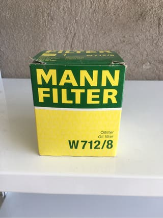 Filtro de Aceite W712/8
