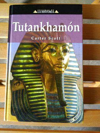 Libro Tutankhamón.