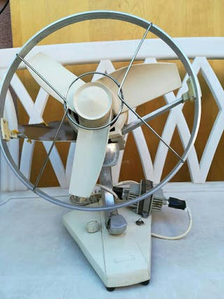 ventilador antiguo giratorio 34cm