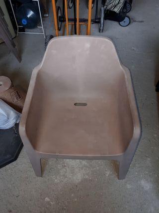 sillas esterior