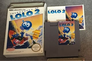 Juego Lolo 2 NES