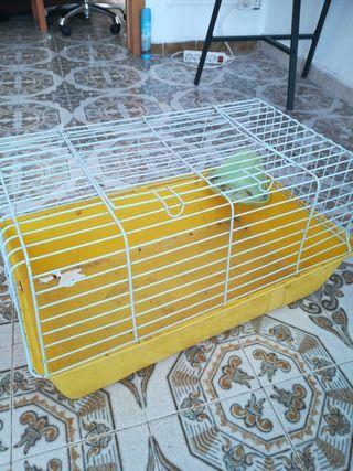jaula para conejo o ratas