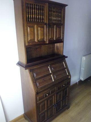 Habitación madera 100 % de autentico mueble castel