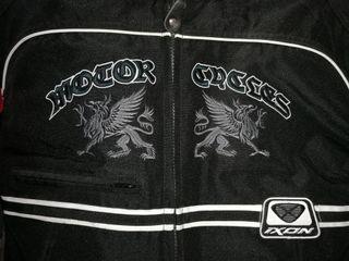 chaqueta moto todo tiempo