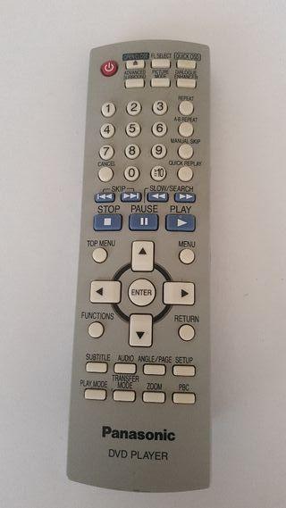 mando panasonic dvd player eur7631230