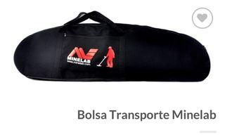 Bolsa de trasporte de minelab