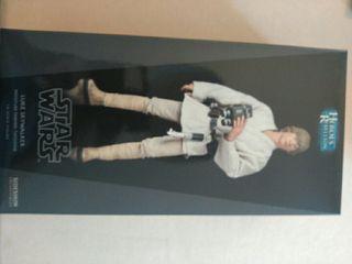 STAR WARS Sideshow Tatooine Luke Skywalker