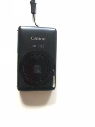 Camara Canon ixus 130
