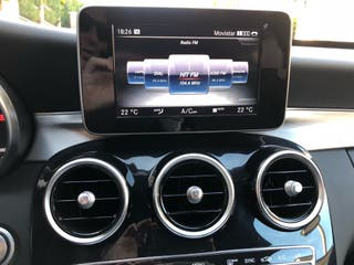 Mercedes-benz Clase C 220 AMG STATE 2016