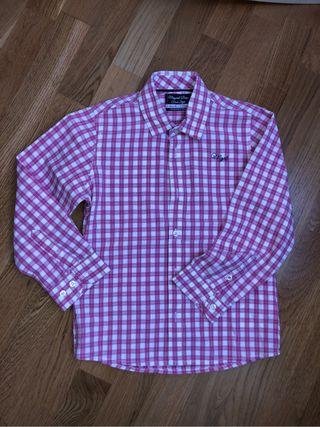 Camisa niño mayoral talla 6