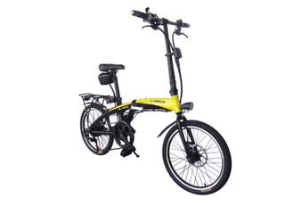 **Bicicleta electrica plegable Helliot Urban**