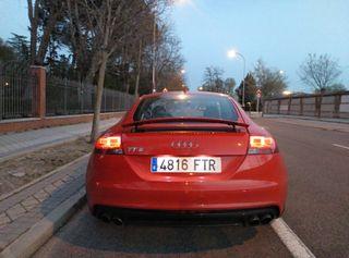 Audi Tt Tts s-line