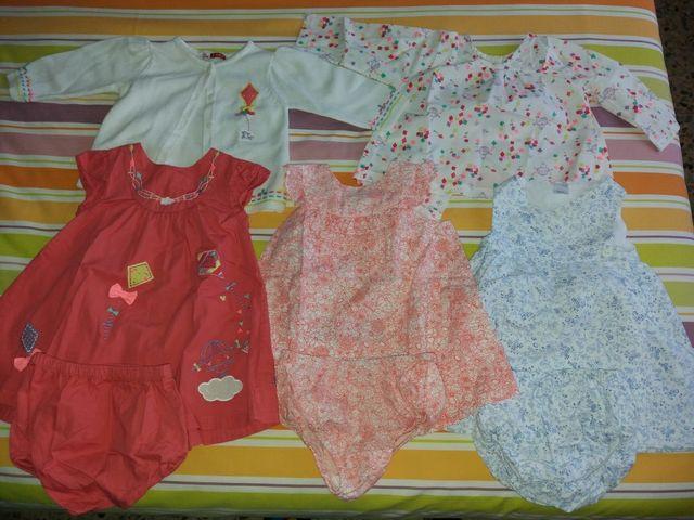 Lote ropa bebé 6-9 meses de segunda mano por 22 € en Base Aerea ... aa58976fcf5e