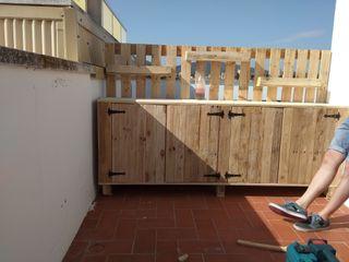 Muebles de exterior de segunda mano en wallapop for Muebles exterior segunda mano