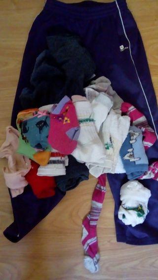 lote de ropa Niña 0-4 años