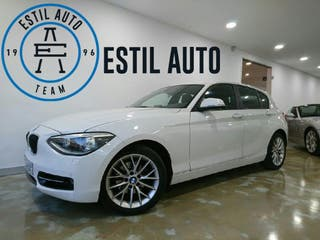 BMW Serie 1 120d Auto 184cv 2012