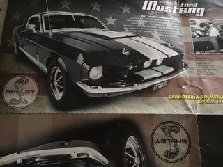 Maqueta Ford Mustang