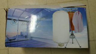 tendedero electrico secadora de ropa portatil