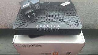 Orange Router 300M Livebox Fibra cambio