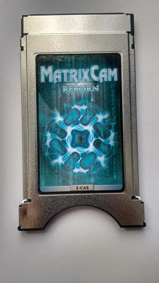 Modulo pcmcia Matrix Reborn