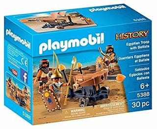 Playmobil - Soldados Egipcios con Ballesta