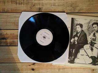 Disco vinilo Johnny Cash & Bob Dylan