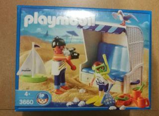 Playmobil ref. 3660 Sillón de playa