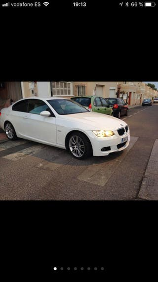 BMW Coupe ,320 D,serie 3 ,2009