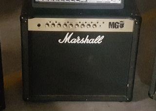 Amplificador marshall 100w para guitarra
