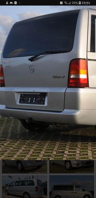 Mercedes-Benz Vito f 112cdi westfalia