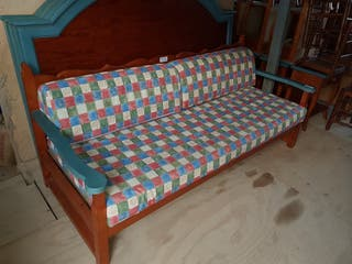 sofas de madera maciza perfectos