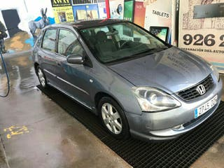 Honda Civic 1.7 sl 2004