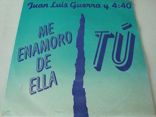 JUAN LUIS GUERRA Y 4'40 -.ME HENAMORO DE ELLA.
