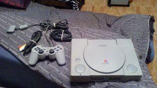 PlayStation 1,psx, con 700 juegos retro