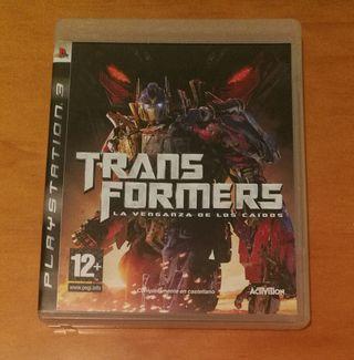 [PS3] Transformers: La venganza de los caídos