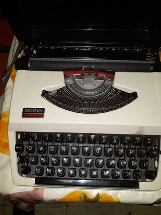makina antigua de escribir