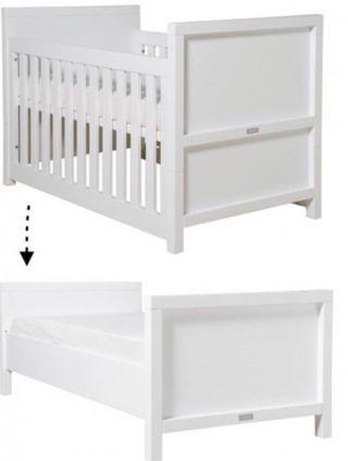 Maxicuna (cuna cama) 70x140