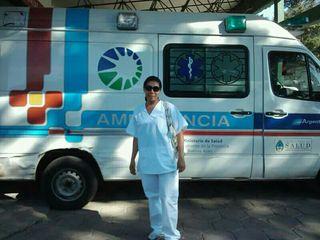 Auxiliar de enfermería y geriatría