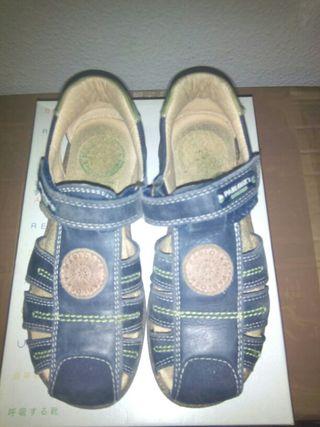 Zapatillas verano pablosky niño T35