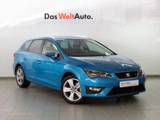 SEAT Leon ST 2.0 TDI SANDS FR Ultimate Edition 110 kW (150 CV)
