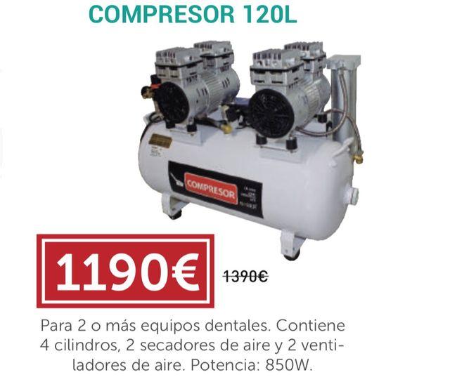 Compresor clinica Dental