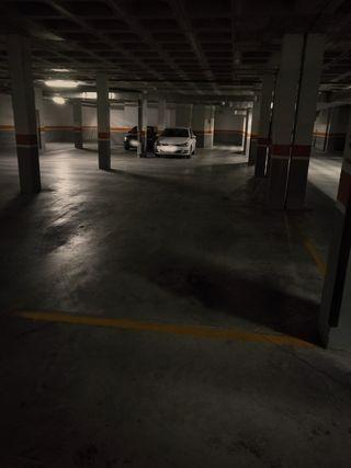 Plaza garaje (alquiler)
