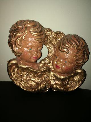 cabezas de angelitos