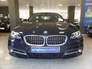 BMW SERIES 5 525dA xDrive, 218cv, 4p