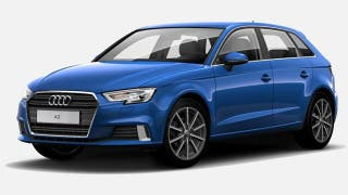 Audi A3 Sportback 2.0 TDI S Line Edition S Tronic 110 kW (150 CV)