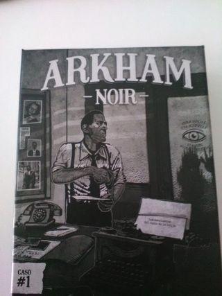 juego arkham noir
